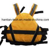 Casaco salvavidas esportivo ISO12402 para caiaque e navegação (HT055)