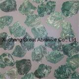 Grünes Silikon-Karbid verwendet für eingehangene Steine