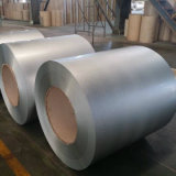 Bobina de aço 0.14mm-0.8mm do Galvalume de Aluzinc do metal de folha da telhadura de Astma653 Dx51d