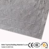 Decoración interior de cerámica del azulejo del suelo/de la pared del color del llano del estilo de la manera