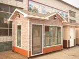 Панель сандвича изоляции PU для панельного дома