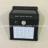 태양 20LED 적외선 인간적인 센서 램프