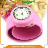 Horloge van het Silicone van de Gift van de ambacht het Rubber