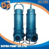Cer zugelassene elektrische versenkbare Abwasser-Sand-Klärschlamm-Saugpumpe