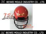 ABSアメリカン・フットボールのヘルメットを使用してExhibtion