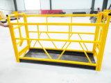 Carro aéreo de la plataforma de la elevación de la construcción de la inclinación