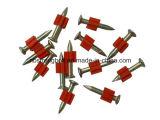 Haute résistance Tir Nails avec Red Rondelle