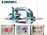 Machine d'impression non tissée automatique de Flexo du tissu Yt-41200