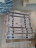 , 구멍을 뚫는, CNC에서 금속 제작 끝마무리에 용접하는 용접 구부리기