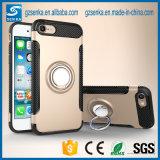 360 Huaweiの仲間9のための回転リングのホールダーの携帯電話の箱
