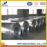 Plaque en acier galvanisée d'IMMERSION chaude de matériau de construction