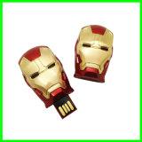 Movimentação impermeável do flash do USB do metal do USB Pendrive