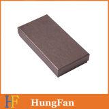 Rectángulo de regalo modificado para requisitos particulares del embalaje del papel de la suposición de la cartulina/rectángulo de empaquetado del regalo