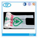 Дешевый полиэтиленовый пакет покупкы тенниски печатание для упаковки еды