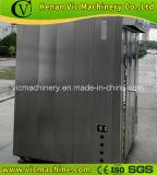100kg/hパン屋のセリウムの証明の回転式ディーゼルオーブンの価格
