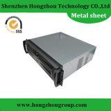 Cubierta y shell de aluminio de la fabricación de metal de hoja del fabricante ISO9001