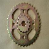 Qualitäts-Motorrad-Kettenrad/Gang/Kegelradgetriebe/Übertragungs-Welle/mechanisches Gear16