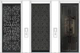 Black Titanium Mirror Stainless Steel Passenger Elevator