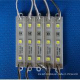 Módulo impermeable de SMD 5730 LED con la lente