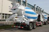 Tipo de condução caminhão do tipo 6X4 de Sinotruk HOWO do misturador concreto