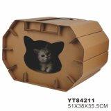 シーソーのシート、ボール紙、羽猫のおもちゃ(YT84209)