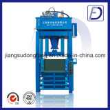 Waste Paper Plastic Cardboard Auto Baling Press Machine Good Price