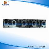 Isuzu 4jb1t 8-94453525-2 4le1/4le2 8-97195251-6のためのエンジン部分のシリンダーヘッド