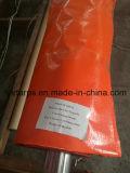 Roulis de bâche de protection de PE, couverture de camion de bâche de protection de PE, poly roulis de bâche de protection
