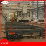 Plaque d'acier Machine à pulvériser des machines à explosion