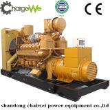 Jogo de gerador trifásico do gás 20-600kw natural da C.A. do equipamento industrial