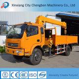 LKW eingehangener Kran 5ton mit Dongfeng 4X2 LKW-Chassis