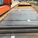 Placa de aço A36/Q235/Ss400 de estrutura de edifício