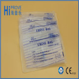 T Value Type Disposable Urinary Urine Bag 또는 Drainage Bag