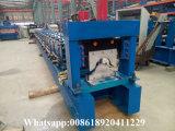 Vorgestrichene galvanisierte rundes Ridge-Schutzkappen-Stahlrollenehemalige Maschine