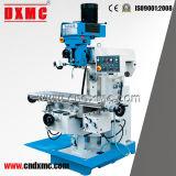 Equipo fresadora vertical y horizontal de X6332b de la herramienta de máquina