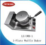 Fabricante grosso comercial do Waffle do ferro de molde do equipamento do hotel