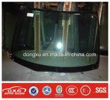 Лобовое стекло автомобиля прокатанное стеклом переднее для Nissan Tiida