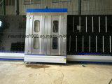 低いEガラス洗濯機か低いE縦のガラス洗濯機機械