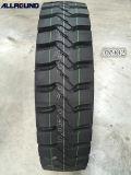 Aller Stahlradial-LKW-Reifen, heller LKW-Gummireifen 7.50r16lt