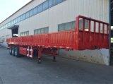 実用的な半貨物トレーラーの側面のトレーラー60トンの