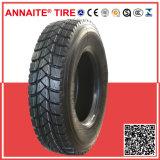 Neumático radial comercial 10r22.5 del carro de Annaite en la promoción