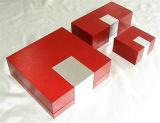 Качество и роскошная деревянная коробка Ys103 ювелирных изделий