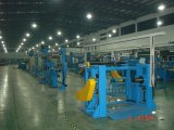 Machine d'extrudeuse de fil