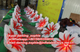 Corrente de flor inflável decorativa do estágio do partido para a venda