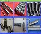 固体炭化物棒を磨く高速