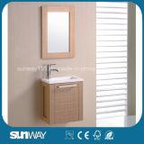 流し(SW-ML1205)が付いている熱い販売のメラミン表面の浴室の家具