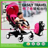Neuer Ankunfts-Baby-Spaziergänger-Arbeitsweg-Systems-Baby-Spaziergänger-leichter Pocket Baby-Spaziergänger