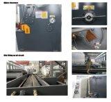Nc контролирует гидровлический автомат для резки