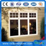 Unteres örtlich festgelegtes Glasschiebendes Aluminiumfenster