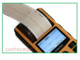 Monitor à mão do electrocardiógrafo ECG da única canaleta de CE&FDA
